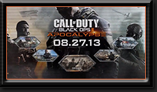 Call of Duty Black Ops 2 - DLC 3 - APOCALYPSE