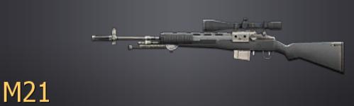 Оружие в Call of Duty 4 Modern Warfare