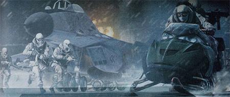 Обзор игры MW2 от журнала Game informer