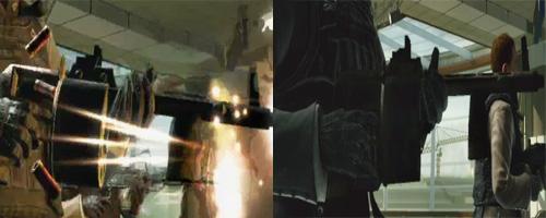 Оружие в Modern Warfare 2