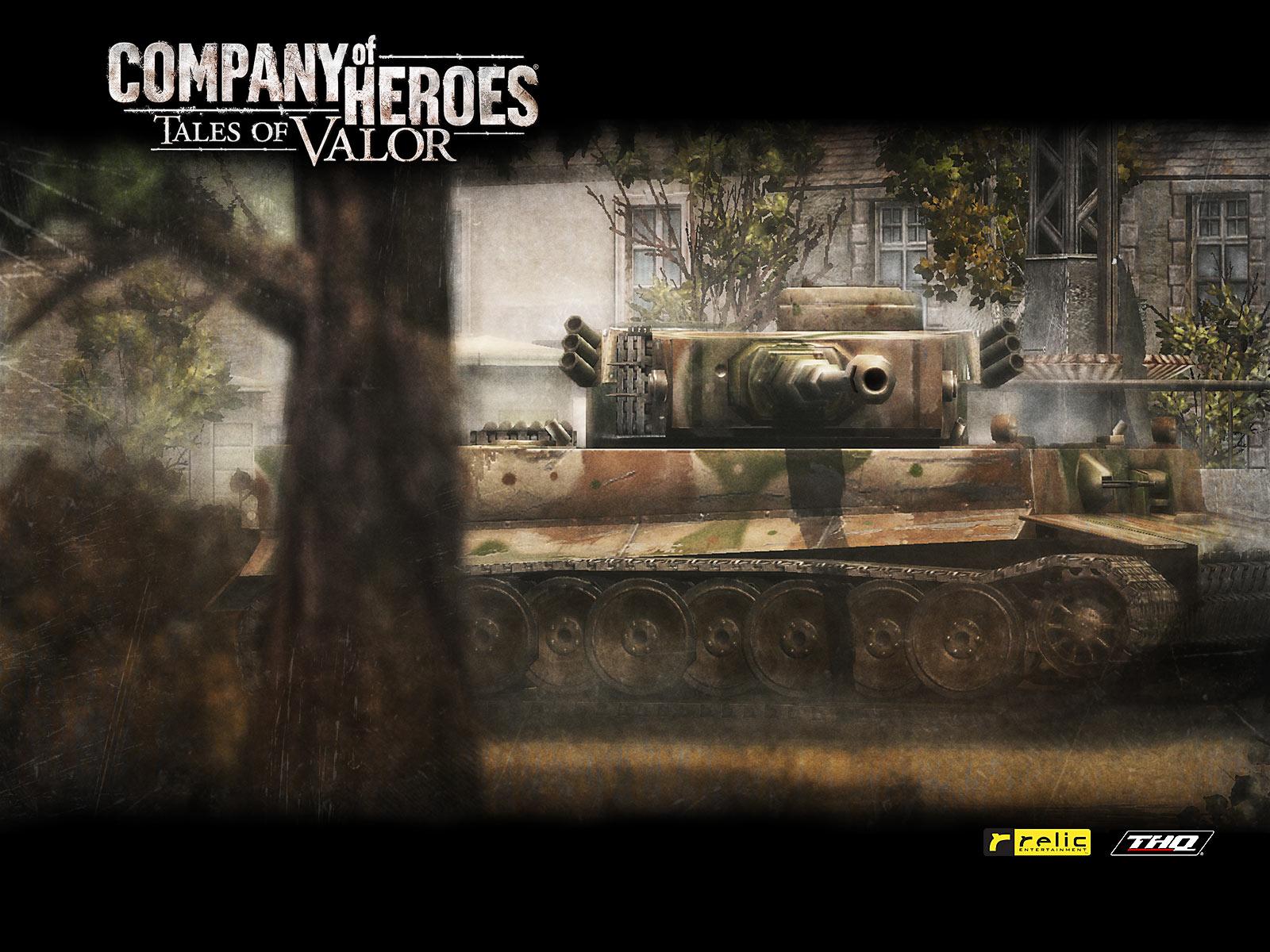 Кряк для Company of Heroes - Tales of Valor v. 2,500. Multi-Platform