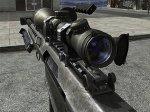 Снайперские винтовки в MW3